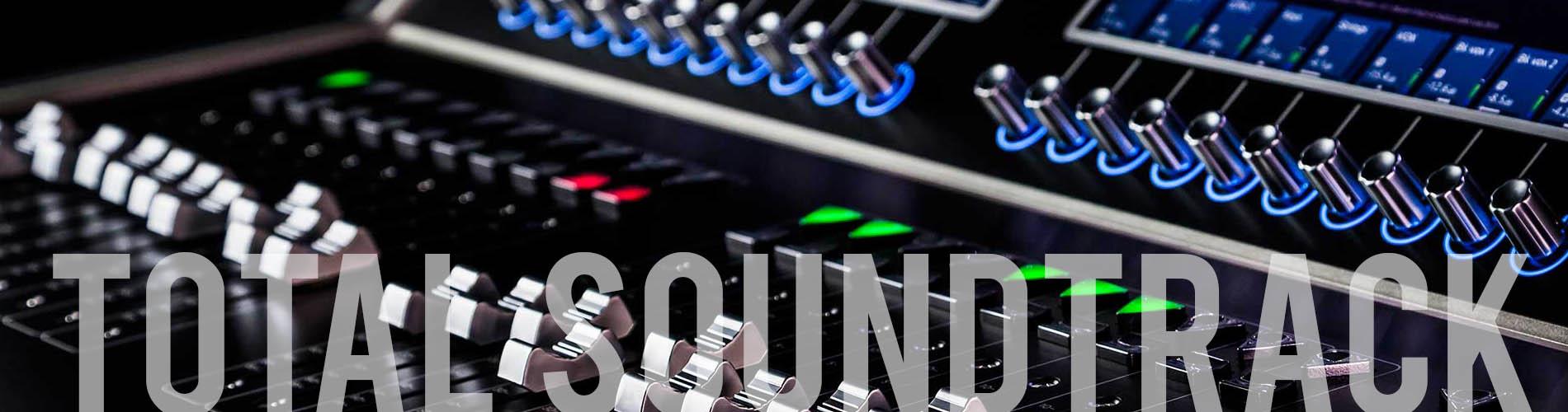 graba tu propia banda sonora con total soundtrack