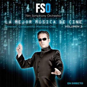 CD La mejor música de Cine Volumen 2